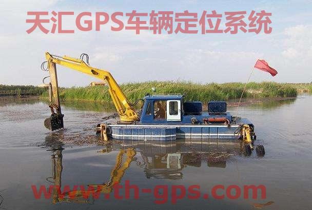 苏州工业园区河道清淤工程船